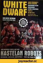 ■ GAMES WORKSHOP'S WEEKLY MAGAZINE 1 WARHAMMER 40.000 B WARHAMMER • CITADEL MINIATURES ISSUE 67 1 09 MAY 2015 ttd/CMI/ttli/M*! SSMS/SIU/Uri/HrakfftN GOLDEN DEMON NAGASH ARISES ONCE mORE ' INSIDE'. ^ YOUR OUIOE 10 WHIM . KftSTElANS WAR MACHINES FROM A LOST AOEI UHTHIHKIHG. UHFEELIHQ. UHSTOP