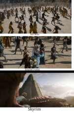 Star Wars Assassin's Creed Skyrim