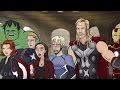"""Как должен был закончиться """"Мстители: Эра Альтрона"""". Часть 2 (Rus Sub),Film & Animation,,Вы не согласны с тем, как должен был закончиться фильм """"Мстители: Эра Альтрона""""? Вторая часть уморительного альтернативного финала фильма от команды HISHE. Посмотрите, как должен был закончиться фильм на самом д"""