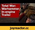 Total War: Warhammer Trailer - Our first look at some in-engine footage,Gaming,Total War Warhammer,Total War: Warhammer,Total War Warhammer trailer,Total War Warhammer gameplay,Total War Warhammer battle,Total War Warhammer empire,Total war warhammer greenskins,Total War Warhammer karl franz,Total