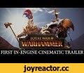 Total War: WARHAMMER - In-Engine Trailer: Karl Franz of the Empire [RUS],Gaming,,This release is the first in a series of cinematic trailers rendered in-engine, that will introduce the Legendary Lords of Total War: WARHAMMER. These renowned characters from the Warhammer Fantasy Battles world can