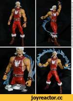 DC Universe Classics 6 Inch Scale SNOWFLAME (New Guardians) Custom Action Figure ( I