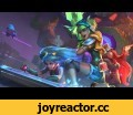 Arcade (Login Preview),Gaming,arcade,riven,sona,miss fortune,league of legends,login,animation,screen,theme,future login, no sound available atm