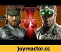 Solid Snake VS Sam Fisher | DEATH BATTLE!,Gaming,Metal Gear Solid (Video Game),Metal Gear (Video Game Series),Tom Clancy's Splinter Cell (Video Game Series),Solid Snake (Film Character),Sam Fisher (Video Game Character),Death Battle! (TV Program),ScrewAttack (Website),It's the  battle of spies with