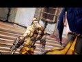 Borderlands 2 - Krieg: A Meat Bicycle Built for Two (Русская версия),Gaming,2K Games,Gearbox Software,Borderlands 2,Krieg the Psycho,Озвучили: Ханта, Хельга, Гарфилд Borderlands 2 -- продолжение игры от Gearbox Software. События второй части развиваются на той же планете, что и ранее -- Пандоре. На