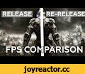 Batman Arkham Knight: Release vs Re-Release - FPS Comparison,Gaming,Batman (Comic Book Character),Batman: Arkham Knight (Video Game),Frame Rate,Batman: Arkham (Video Game Series),Comics (Comic Book Genre),Comic Book (Comic Book Genre),New,Joker,Video Game (Industry),PC,Fraps,Test,28 october