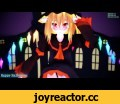 【Touhou MMD】Happy Halloween【Flandre Scarlet】,Music,東方MMD,Touhou Project,MikuMikuDance,Flandre Scarlet,NicoNicoDouga source: http://www.nicovideo.jp/watch/sm27484314  I am not the original creator of this video. All rights belong to their respective owners.