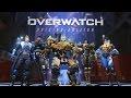 Overwatch: Origins Edition | что входит в издание (RU),Gaming,Overwatch,овервотч,Blizzard Entertainment,Blizzard,FPS,First-Person Shooter,шутер,шутер от первого лица,командный шутер,задания,мультиплеер,многопользовательская игра,Multiplayer,герой,героическая способность,будущее,спецподразделение,бли