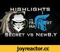 Dota 2 Major | Secret vs Newbee.Y | The Frankfurt Major 2015 Groupstage Highlights,Gaming,dota 2,dota,dota2,highlights,frankfurt,major,secret,team secret,newbee,young,newB.y,Newbee.Young,secret dota 2,newbee young vs secret,secret vs newbee,groupstage,vs,fall,w84me,lan