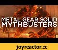 Metal Gear Solid V Mythbusters: Episode 6,Gaming,metal gear solid v,metal gear solid 5,the phantom pain,mgs v,mgs 5,metal gear,myth,busters,mythbusters,defendthehouse,defend,house,dth,secrets,tips,tricks,glitches,glitch,hack,hacks,tip,trick,easter egg,easter