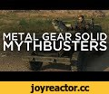 Metal Gear Solid V Mythbusters: Episode 7,Gaming,metal gear solid v,metal gear solid 5,the phantom pain,mgs v,mgs 5,metal gear,myth,busters,mythbusters,defendthehouse,defend,house,dth,secrets,tips,tricks,glitches,glitch,hack,hacks,tip,trick,easter egg,easter