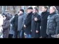 МЭР СЛАВЯНСКА ОТКАЗАЛСЯ ВЗЯТЬ ФЛАГ УКРАИНЫ,News & Politics,Flag Of Ukraine,Flag (Product Category),Sloviansk (City/Town/Village),Новый мэр Славянска отказался взять в руки флаг Украины Инцидент с Вадимом Ляхом произошел во время мероприятий, посвященных годовщине Голодомора. Во время официальных мер
