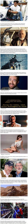 Что общего у R2-D2 и кролика Энерджайзера? Грант Имахара. инженер-робототехник и один из ведущих передачи «Разрушители легенд», создал R2-02 для первого и второго эпизода «Звездных войн» и кролика Энерджайзера для рекламного ролика. Браво, сэр Алек Алек Гиннесс, актер, сыгравший Оби-Вана Кеноби.