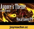 Undertale-Asgore Vocal Cover/PV (SPOILERS),Entertainment,asgore,undertale,tobyfox,cover,vocal,radix,PV,video,music,Hellkite Drake,I got a little carried away with this one, it was too inspiring HHHH so now BAM a full cover AND VIDEO It was awesome finding such amazing lyics and instrumental. thank