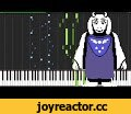 Heartache - Undertale [Piano Tutoriel] (Synthesia),Entertainment,piano,tutorial,cover,Synthesia,how,to,play,midi,sheet,music,arrangement,Marioverehrer,Marioverehrer2,Undertale,Toriel,Heartache,Soundtrack,Beginner? Try this free iTunes App: http://m.onelink.me/a42c31c2 Website: