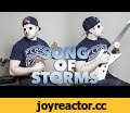 """The Legend Of Zelda """"Song Of Storms"""" (Ukulele/Metal Cover),Music,The legend of zelda,song of storms,guitar cover,ukulele,ukulele cover,metal,metal cover,video games,gaming,gameplay,jared dines,djent,chapman guitars,rob chapman,ghost fret,shred guitar,lead guitar,jst"""