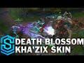 Death Blossom Kha'Zix Skin Spotlight - Pre-Release - League of Legends,Gaming,Death Blossom Kha'Zix,Skin Spotlight,Kha'Zix,Death Blossom,Kha'Zix Champion Spotlight,gameplay,League Of Legends,Death Blossom Kha'Zix Skin Spotlight,Death Blossom Kha'Zix Skin,Skins,Skin,Riot