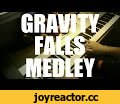 """GRAVITY FALLS MEDLEY - """"Main theme"""" & """"Finale"""" (Piano Cover),Music,Gravity Falls - Main Theme / Finale [Piano Cover],Gravity Falls - WEIRDMAGEDDON [Piano Cover],Crazy Piano! GRAVITY FALLS THEME,Gravity Falls Theme Song - Piano (Extended Version),Gravity Falls Theme Song - Brother and Sister (A"""