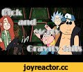 Rick and Morty in Gravity falls (Steven Universe) (animated porody),Film & Animation,jack jackson,Хованский,Нифёдов,Jack,channel,+1,int,capitan,cook,капитан,кук,film,animation film,animation,animated,funny,animation minecraft,animation movie,funny animation,cartoon,adult swim,Rick and Morty,meeseeks