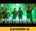GHOSTBUSTERS - Official International Trailer,Film & Animation,Ghostbusters,Ghostbusters (2016),Paul Feig,Melissa McCarthy,Leslie Jones,Kate McKinnon,Kristen Wiig,Trailer,Official Trailer,Movie,Ivan Reitman,Sci-Fi,Comedy,Action,Chris Hemsworth,Bill Murray,Sigourney Weaver,Elizabeth