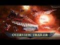 Battlefleet Gothic: Armada - Overview Trailer,Gaming,Battlefleet Gothic: Armada,Trailer,Focus Home Interactive,Real-Time Strategy,Games Workshop,Warhammer Fantasy,Warhammer 40000,Fantasy,PC,Multiplayer Video game,Battlefleet Gothic,Battlefleet,Star Wars,Ork,Eldars,Imperium,Tindalos