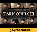 Dark Souls 3 - Abyss Watchers Acapella,Gaming,Dark Souls,Dark Souls 3,Dark Souls iii,Abyss Watchers,Acapella,a cappella,Smooth McGroove,Theme,song,game,gaming,music,beard,multitrack,vocal,choir,An original a-cappella arrangement of Abyss Watchers from Dark Souls III. This is the second Dark Souls
