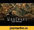Warcraft - Trailer 2 (HD),Film & Animation,Trailer (Website Category),Warcraft (Fictional Universe),Warcraft (Movie),Duncan Jones (Film Director),Travis Fimmel (Film Actor),Paula Patton (Film Actor),Ben Foster (Celebrity),Dominic Cooper (Film Actor),Rob Kazinsky (Film Actor),World Of Warcraft