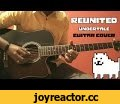UNDERTALE: REUNITED - Acoustic Guitar Cover,Music,Reunited,OST,Acoustic,Guitar Cover,Acoustic Instrumental,Sans,Papyrus,Asgore,Undyne,Frisk,Flowey,Toriel,Alphys,Metatton,Asriel,Chara,Undertale,Toby Fox,This is one of my favorite songs, it's so bittersweet and I purposely delayed the ending and