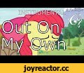 "My Little Pony: Friendship is Magic - ""Out On My Own"" (Alex376 Instrumental Cover),Music,brony,brony music,brony song,brony remix,brony covers,брони,mlp,mlp songs,mlp remix,mlp cover,mlp music,млп,pony,pony music,pony song,пони,My little pony,Май литл пони,мой маленький пони,mlp fim,friendship is ma"