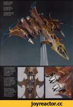 Dark Eldar Voidraven Bomber, painted by Nicolas Fournel. Voidraven Bomber Dark Eldar, peint par Nicolas Fournel. Voidraven Bomber der Dark Eldar, bemalt von Nicolas Fournel. The Voidraven hails from the Kabal of the Warped Kraken. The colour scheme for the Kabal is black and red with sharp, ac