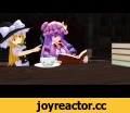 Marisa stole the precious books,Film & Animation,mmd,touhou,marisa kirisame,patchouli knowledge,books,marisa,patchouli,touhou mmd,It's okay, she still got 2 lives left.  ----------------------------------------  Touhou Project is property of Team Shanghai Alice.