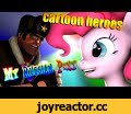 "[SFM] My Russian Pony ""cartoon heroes"" [PMV],Film & Animation,sfm,pony,cartoon heroes,my little pony,Канал SFMP: http://www.youtube.com/channel/UCIkbWQvAhiw-r8SmINyJ5ow Канал Кортеза: http://www.youtube.com/user/cortez150795 Песня Cartoon Heroes (Metro's That's All Folks Remix)"