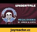 Undertale — Megalovania | Acoustic cover,Music,Undertale,megalovania,undertale cover,undertale music,lenich & kirya,megabayania,sans,undertale guitar,accordion,acoustic cover,podskazka,undertale russian,мегалования,андертейл,подземкино,toby fox,Megalovania of Undertale by Toby Fox covered with love