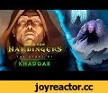 "Harbingers - Khadgar,Gaming,World of Warcraft,WoW,Warlords of Draenor,Warlords,WoD,Warcraft,Blizzard,Blizzard Entertainment,""No single person can stand against the Legion alone.""   Join Khadgar, Pre-Purchase Legion: http://blizz.ly/PrePurchaseLegion"