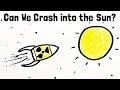 Почему добраться до Солнца труднее, чем вы думаете,Science & Technology,AlexTranslations,наука,техника,физика,биология,факты,интересные,перевод,на,русском,minutephysics,asapscience,veritasium,vsauce,scishow,minuteearth,Радиоактивные отходы,Солнечная система,Солнце,Гравитационный манёвр,Планеты-гиган