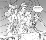 Кто разрешил инквизитору одеться самостоятельно ?