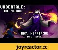 Undertale the Musical - Heartache,Entertainment,undertale,the musical,undertale the musical,heartache,toriel,ruins,musical,music,song,sung,with lyrics,Track 7/40 in Undertale: The Musical! (Releases will be done staggered and out of order.)  Credits below!  Lyrics by Jenny Unreachable