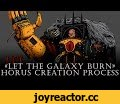 """Let the galaxy burn"" Drawing Horus from Warhammer 40k - preview,Gaming,warhammer,40000,anomaly world,egor klyuchnyk,inking,coloring,warhammer 40k,drawing,timelapse,art,arts,emperor,primarch,graphic design,In this video I show you how to draw illustration for T-Shirt with Horus. Full video here:"