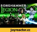 Songhammer - LEGION - BlizzCon 2016 Exclusive,Gaming,World of Warcraft,Blizzard Entertainment,Songhammer,Blizzcon,Cosplay,Overwatch,Diablo,Heroes of the Storm,Hearthstone,Blizzcon 2016,Video Games,System of a Down,Warcraft Movie,Muse,Metallica,Online Gaming,Rock,Horde,Alliance,Burning Legion,Fel