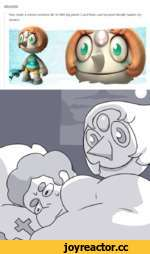 ellsworlds: they made a steven universe die for little big planet 3 and thats cool but pearl literally haunts my dreams