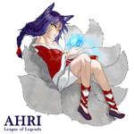 AHRI League of Legends