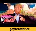 Trump's Bizarre Adventure: Wall Is Unbreakable Opening,Entertainment,thedracergx,thedracer,dracergx,dracer,risa,risas,lol,rofl,humor,comedia,entretenimiento,gracioso,funny,comedy,ocio,video de risa,video de humor,videos divertidos,recopilacion,compilacion,youtuber,Donald Trump,Trump,Jojo's Bizarre