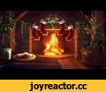Hearthstone Murloc Yule Log,Gaming,Hearthstone,Heroes of Warcraft,Blizzard,Blizzard Entertainment,Happy Holidays from Blizzard Entertainment!  http://us.battle.net/hearthstone/en/