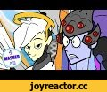 OVERWATCH: No Mercy - The Living Tombstone,Gaming,overwatch,blizzard,support,overwatch no mercy,mashed overwatch,overwatch animation,overwatch cartoon,overwatch anthem,mercy,widowmaker,mei,tracer,genji,mccree,bastion,dva,thelivingtombstone,music video,mashed tracer vs widowmaker,the living