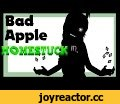 [Homestuck] BAD APPLE - FULL Animation,Film & Animation,bad apple,homestuck,full animation,animated,black and white,anime,fuly animated,Noktaycity,gamzee makara,karkat vantas,dave strider,vine,tou hou,andrew hussie,Wow I did it! I finally did it!! After 2 god damn years!!11!!11!