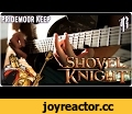 Shovel Knight: In the Halls of the Usurper (Pridemoor Keep) - Metal Cover    RichaadEB,Music,shovel knight,shovel knight metal,in the halls of the usurper,shovel knight usurper,pridemoor keep,pridemoor keep theme,king knight,halls of the usurper metal,pridemoor keep metal,pridemoor keep