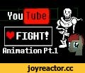 UNDERTALE Fight Animation - YouTube Battle, Pt.1 ❤ [RUS subs],Gaming,Undertale,Undertale animation,undertale battle,undertale battle animation,Undertale Animation fight,fight,youtube,Undertale Bonetrousle,Bonetrousle,youtube fight,Animation,Papyrus,Undertale fight,youtube battle,Uliks,sans,YouTube F