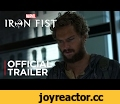 Marvel's Iron Fist | Official Trailer [HD] | Netflix,Entertainment,Netflix,Trailer,Netflix Original Series,Netflix Series,08282016NtflxUSCAN,iron fist trailer,marvel's iron
