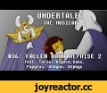 Undertale the Musical - Fallen Down Reprise 2,Entertainment,undertale,the musical,undertale the musical,fallen down,fallen down reprise,fallen down reprise 2,toriel,sans,asgore,papyrus,undyne,alphys,song,sung,lyrics,with lyrics,musical,music,Track 36/41 from Undertale the Musical! (Song releases