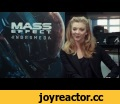 MASS EFFECT: ANDROMEDA – Natalie Dormer as Dr Lexi T'Perro,Gaming,mass effect,mass effect andromeda,game of thrones,game of thrones natalie dormer,Margaery tyrell,mass effect 4,mass effect gameplay,mass effect andromeda gameplay,mass effect gameplay series,mass effect combat,mass effect andromeda co